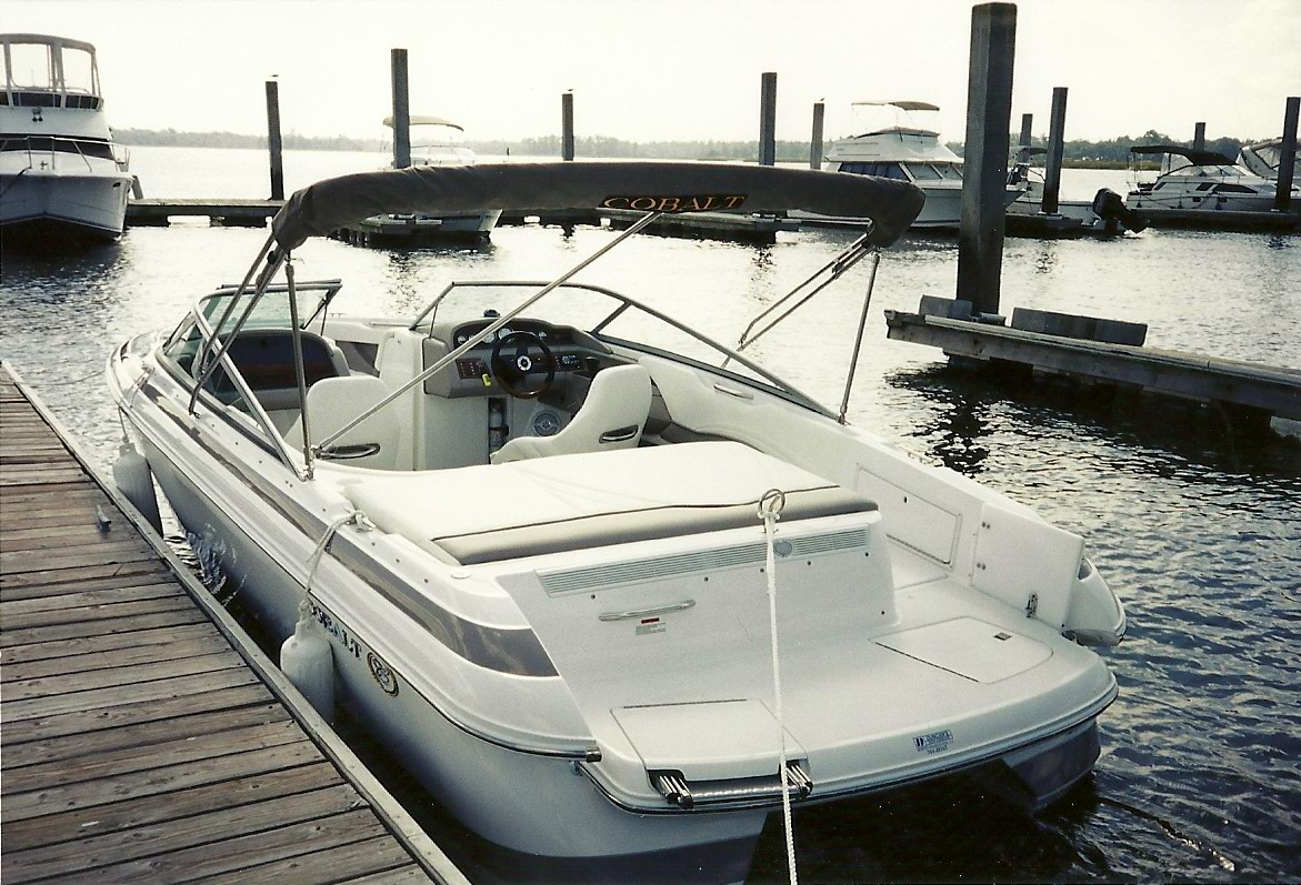 2002 Cobalt 226 Bowrider For Sale – $17900