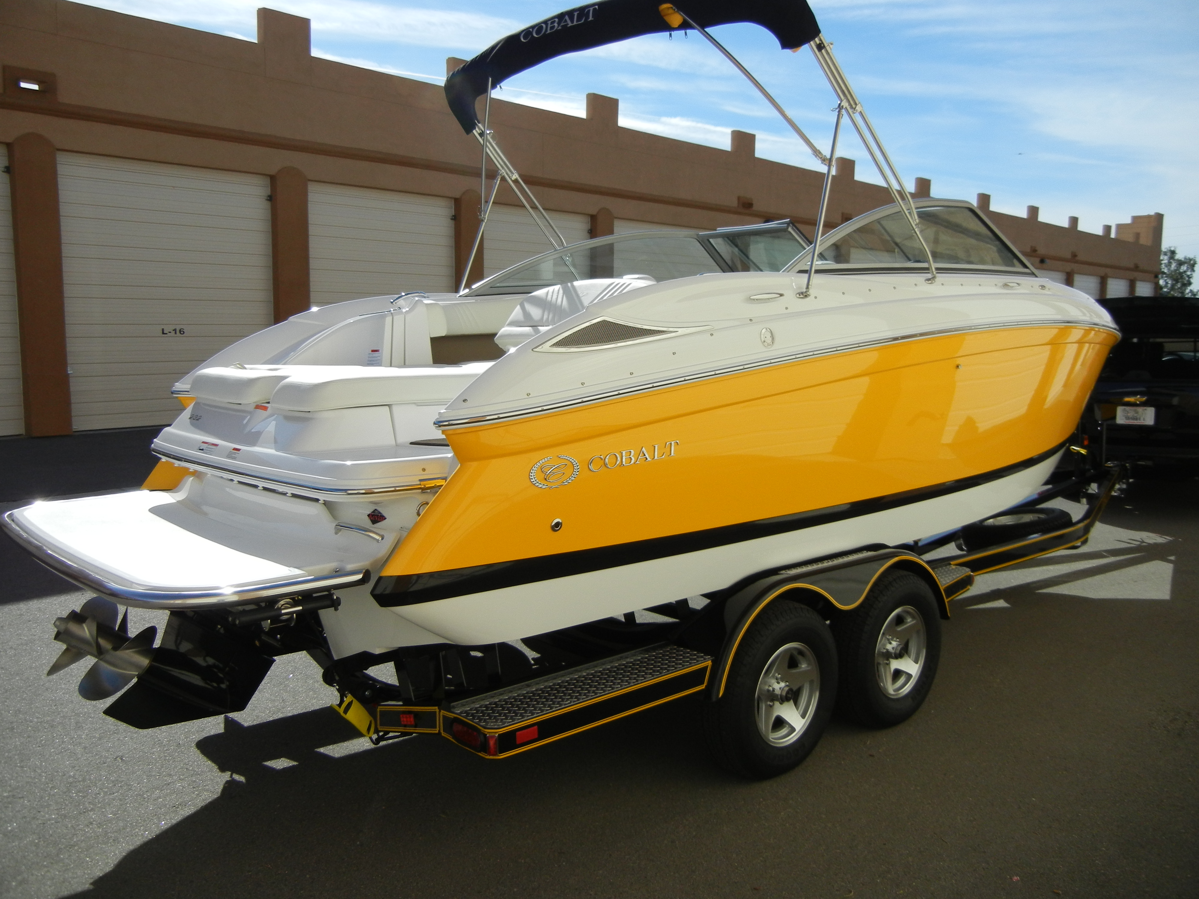 2008 Cobalt 232 Bowrider For Sale id 20386