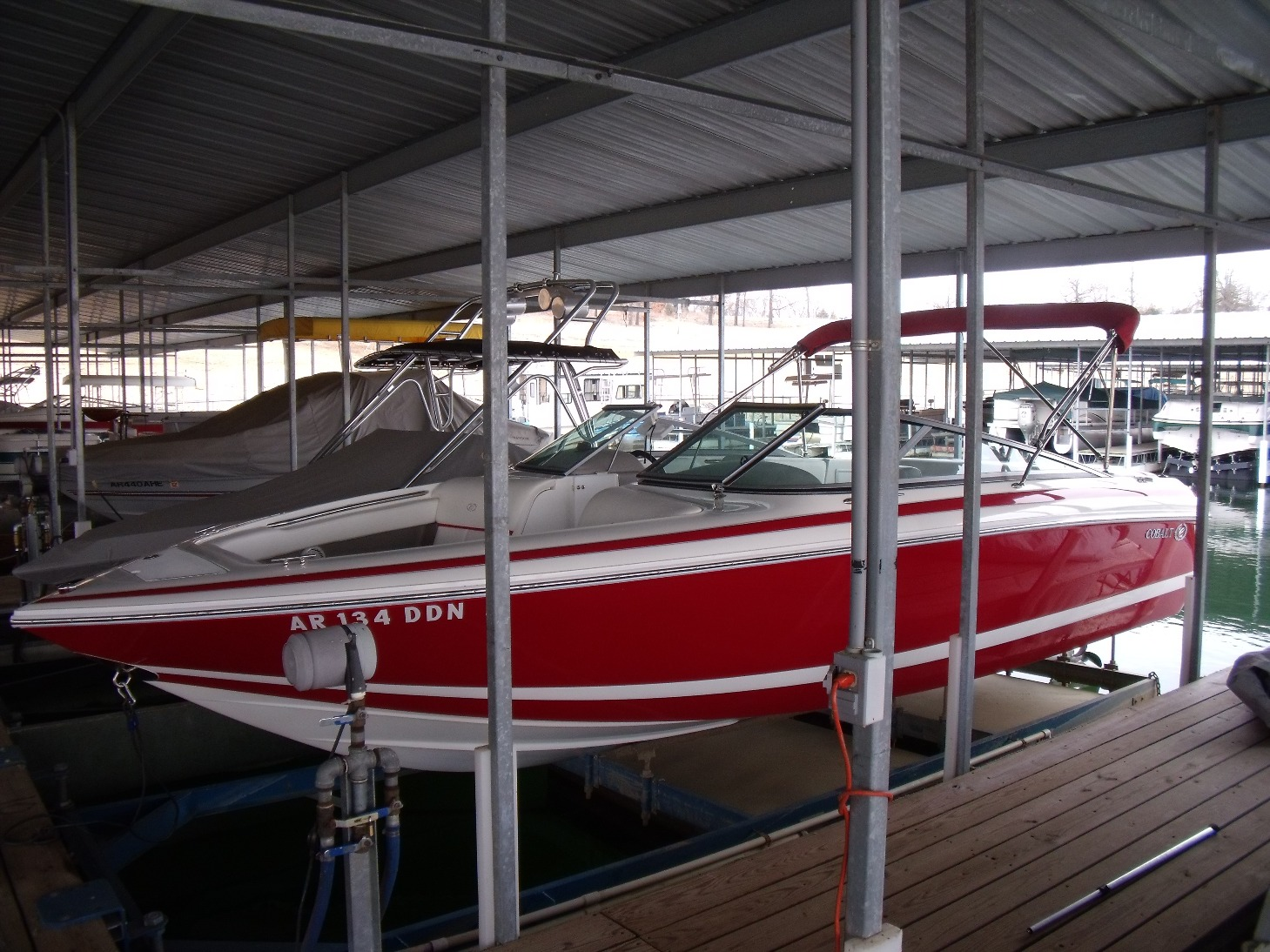 2005 Cobalt 226 For Sale, located in Lake Norfork / Mountain Home, AR