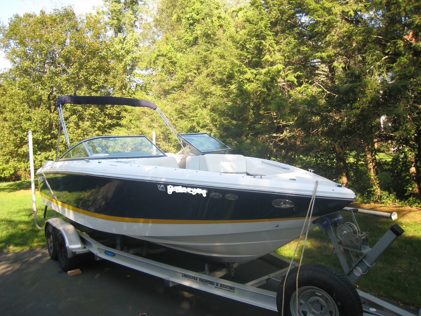 2007 Cobalt 220 for sale. Excellent condition and very well maintained.