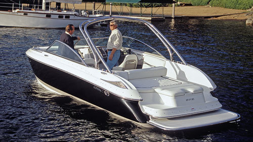 Beautiful Cobalt 272 with 8.1 Volvo Penta 375HP, Captains call, ...