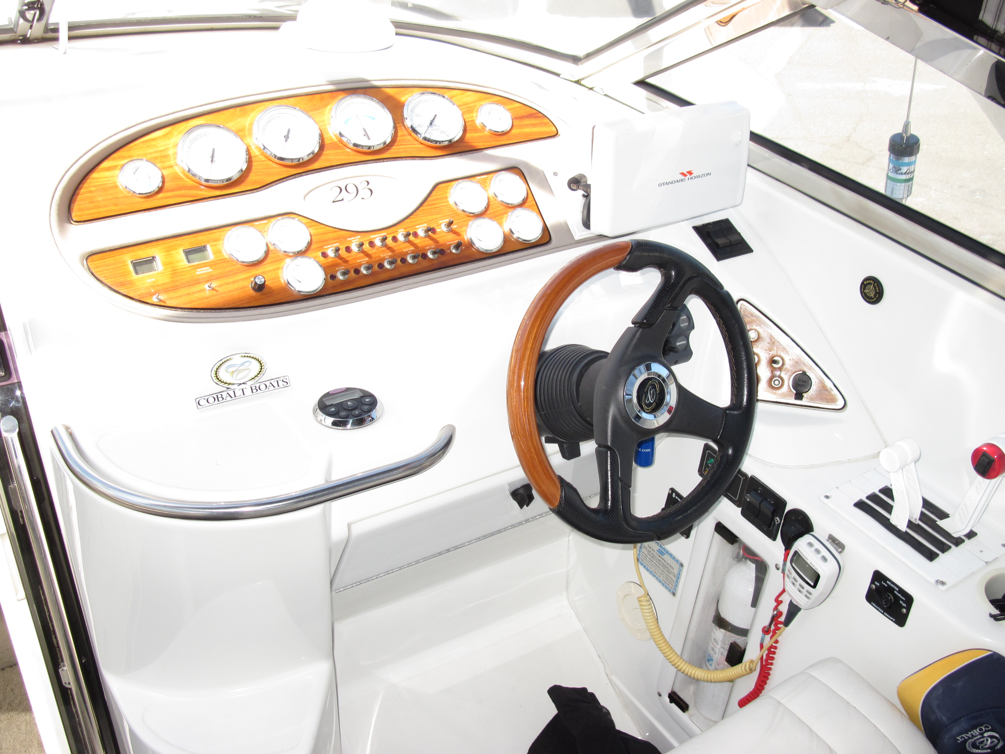 Used Cobalt Boats 293 For Sale of Cruiser (power) by MarineMax Cape Haze ...